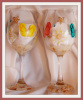 Beach Haven Fantasy- 16 oz wine glass