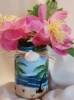 Tropical Beach Vase
